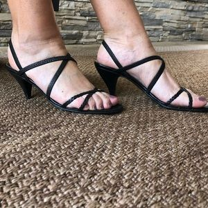 ed39e49071bbfe AMANDA SMITH strappy heels - OFFERS ACCEPTED